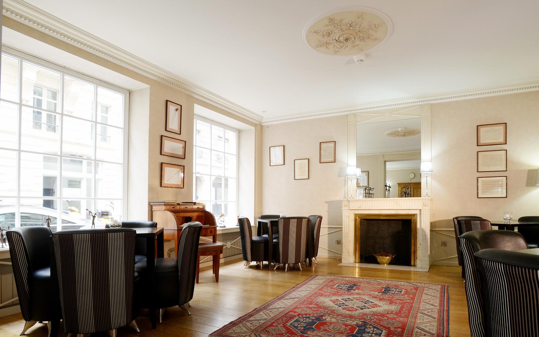 H tel majestic 4 toiles bordeaux centre ville - Decoration design appartement bordeaux ...